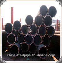 API 5L/A106/A53 tuberías y tubos sin costura de acero al carbono