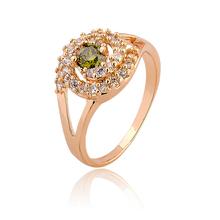 2014 nuevo modelo de aleación de zinc de la moda anillo de venta al por mayor