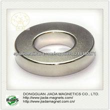N42 Speaker grado imán de neodimio de tierras raras materiales magnéticos