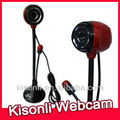2014 nova webcam pc tubo de microfone da câmera para computadores desktop