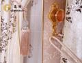 Textiles para el hogar cortinas dormitorio estilo para hoteles/residencias