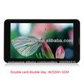 3g tablet pc com a função de telefone dual core 3g sim
