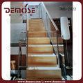 la construcción de las escaleras interiores de diseño interior