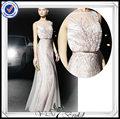 pp0230 beading pesado mangas do vestido de noite formal 2014