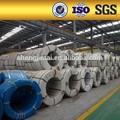 7 de alambre de acero pc strand 12.7mm pc línea de prefabricados de hormigón con el ancla de la cuña y el barril