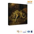 Alta qualidade de imagem moderna abstrata pinturas famosas com animais