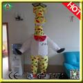 oi en71 engraçada dos desenhos animados para adultos girafa mascote