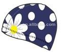 El diseño de su propio gorro de natación, la protección del oído gorro de natación