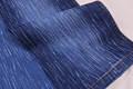 Venda estourar tecido denim índigo para as saias jeans longas
