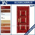 habitación de madera puertas modelos económicos