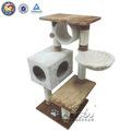 QQPET China wholesale cat scratcher tree & China cat tree