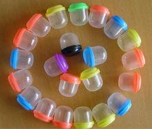 De plástico capsue, cápsula de huevo, juguete de la cápsula