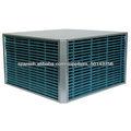 núcleo del intercambiador de calor
