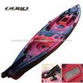 kayak de pesca de plástico