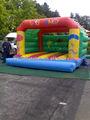 2013 top venta niños partido de castillo hinchable inflable de los precios