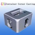 ISO 1161 coner esquineros contenedor apropiado