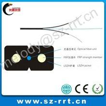1 núcleos de la gota de fibra óptica ftth cable nueva solución
