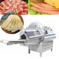 Salchichas rebanar/máquina máquina de cortar