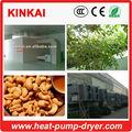 Bomba de calor da castanha de caju secador de refrigeração aquecimento& drying+dehydrator/dehydration+dehumidify