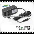 12V 2A Adaptador de CA de UL / CE / FCC / RoHS