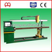 Pipe Llama CNC de corte de metal de la máquina