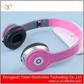 fábrica fones de ouvido personalizado para telefone móvel / mp3 player