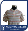 100% algodón Plain Polo Golf T-shirt