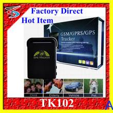 Venta caliente tk102 gps tracker personales con el posicionamiento, de la seguridad