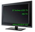pantalla ancha LCD TV 27 pulgadas China Precios