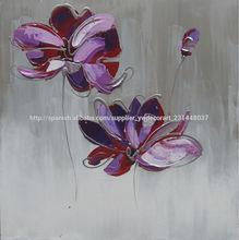 arte de la pintura de la flor