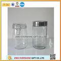 l 1 armazenamento jar vasilha de vidro