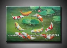 caliente venta de aceite de pescado de la pintura