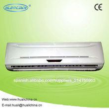 2.8-5.6kw bajo nivel de ruido en interiores unidad de aire acondicionado