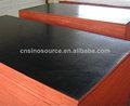 precio barato y de buena calidad de la película negro se enfrentan madera para la construcción