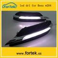 Nueva llegada! Oem especializada led luz de marcha diurna para el benz w204 c180 c200 c260 c300 2008-2010 hecho en china