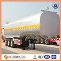 60 cbm camión cisterna de combustible semi remolque remolques de camiones a la venta