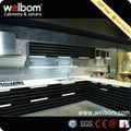 2014 Welbom Elegante y Clásica Madera Maciza Cocinas Americanas