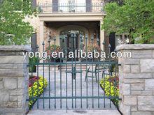 utiliza 2013 puerta de hierro forjado puertas