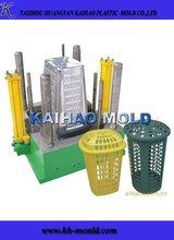 Molde de plástico contenedor de basura
