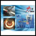IGBT HF freqüência de indução portáteis de aquecimento por indução máquina de alta têmpera