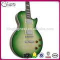 China oem de alta quliaty y barato de la guitarra eléctrica khg-cst-026