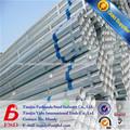peso de tubo galvanizado para el precio andamios