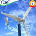 los molinos de viento 3000w para las casas de la turbina de viento generador
