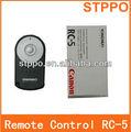 Yongnuo rc-5 yong nuo ir control remoto inalámbrico para réflex digital canon eos cámaras
