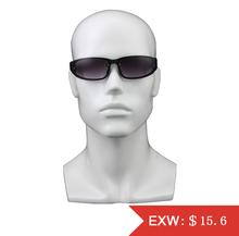 Maniquí cabeza de venta superior alta calidad pirce bajo de fibra de vidrio