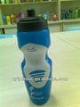 de plástico botella de agua potable