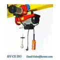 1 tonelada pequeño alzamiento eléctrico 110v