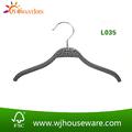 l035 para niños ropa perchas de madera