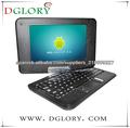 """DG-NB7003 7 """"portátil de pantalla táctil resisitive availabe giratoria"""