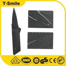 promocional niza cuchillo como regalo de tarjeta de crédito cuchillo